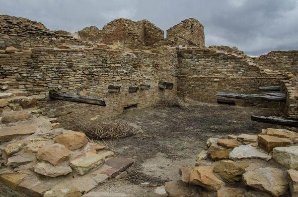 Pueblo del Arroyo Chaco Culture NHP