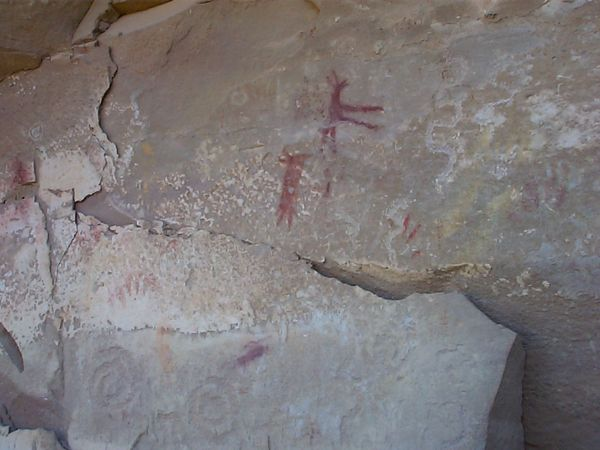 Wijiji Rock Art Chaco Culture NHP