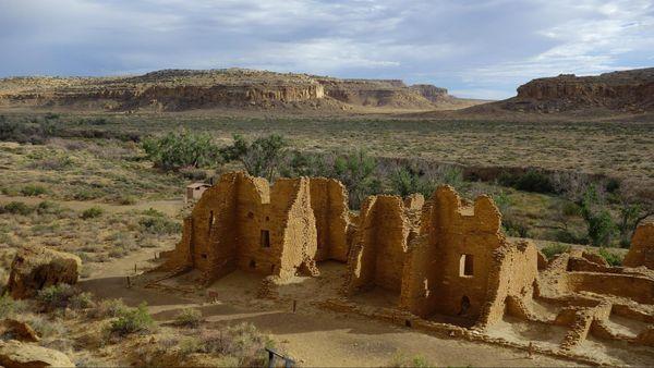 Kin Kletso Chaco Culture NHP