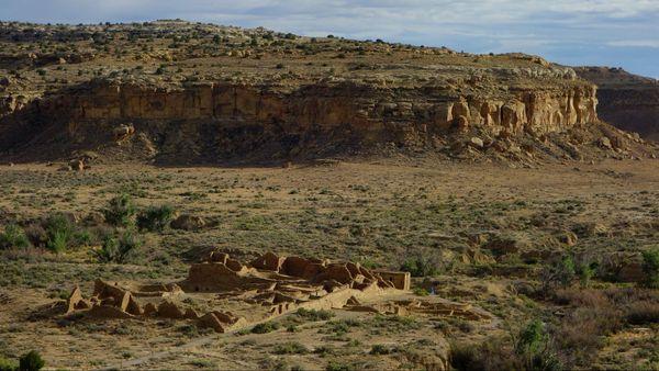 Pueblo Alto Complex Trail Chaco Culture NHP