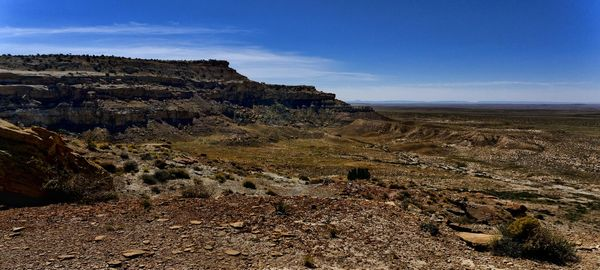 South Mesa Trail Chaco Culture NHP
