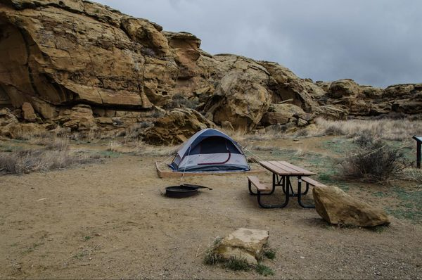 Gallo Campground Chaco Culture NHP