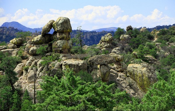 Echo Canyon Chiricahua National Monument