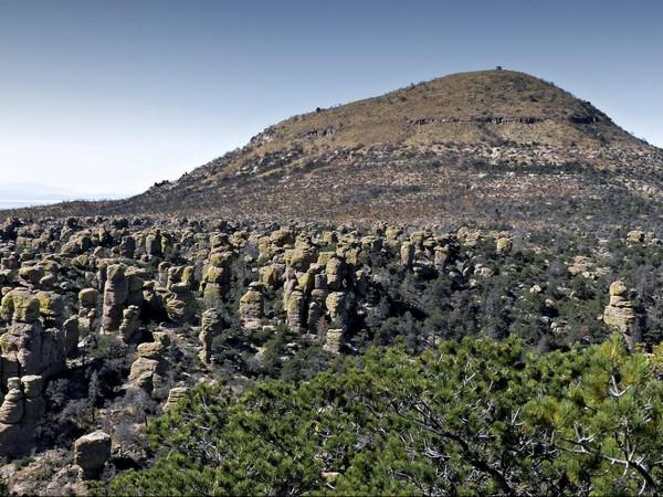 Massai Nature Trail Chiricahua National Monument