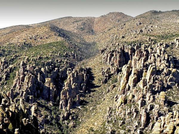 Sugarloaf Trail Chiricahua National Monument