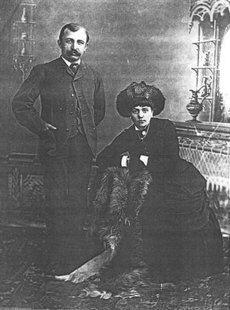 Neil and Emma Erickson