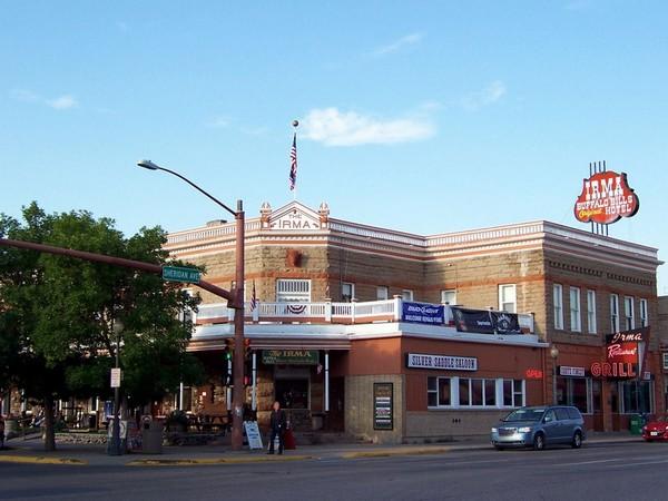 Hotel Irma Cody