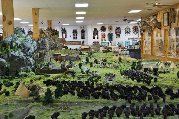 Tecumseh's Trading Post & Museum