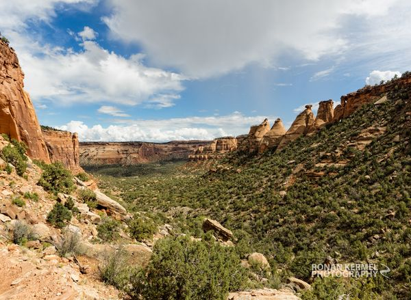 Monument Canyon Trail