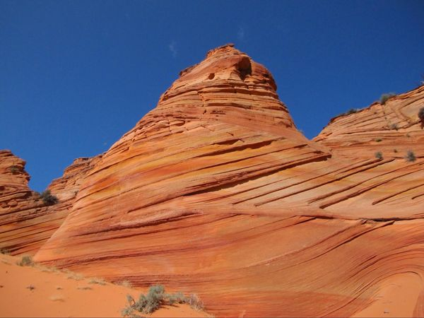 Paw Hole Coyote Buttes South Arizona