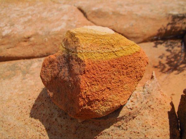 Roche colorée Coyote Buttes South Arizona