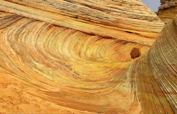 La vague Coyote Buttes South Arizona