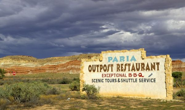 Paria Outpost Coyote Buttes South Arizona