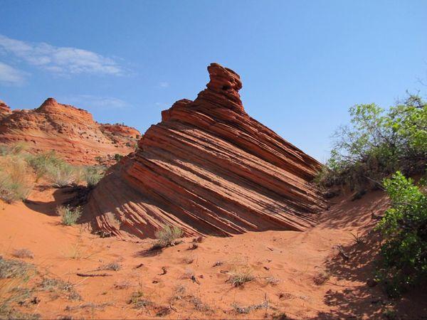 Géologie Coyote Buttes South Arizona