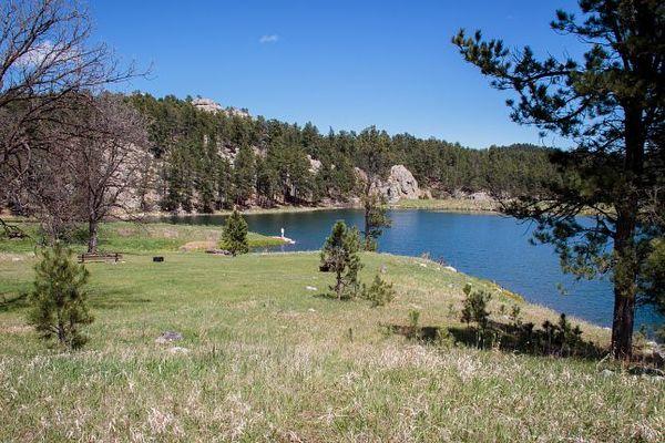 Lakota Lake Custer State Park