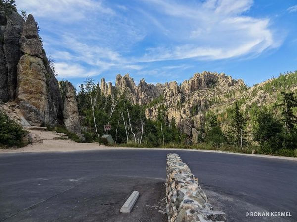Needles Hwy Custer State Park