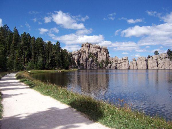 Sylvan Lake Custer State Park