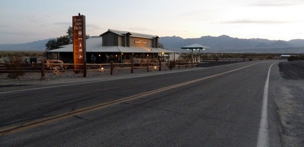 Stovepipe Wells Village Dath Valley