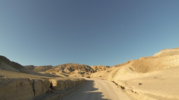 Twenty Mule Team Canyon Death Valley