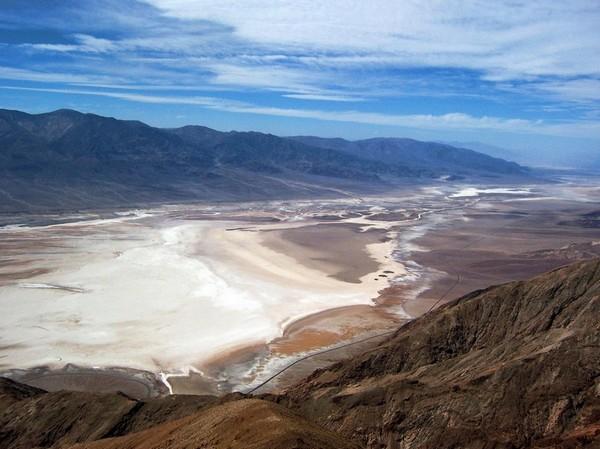 Dante's View Death Valley