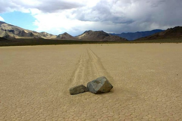 Racetrack Playa Death Valley