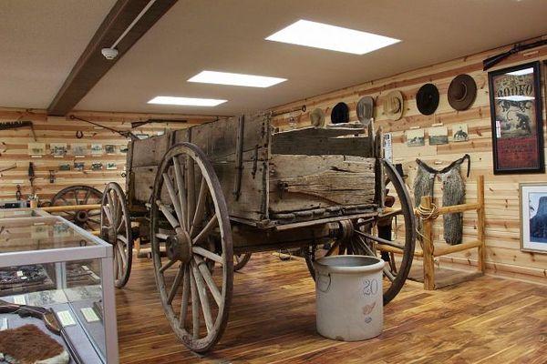 Devils Tower Frontier Museum