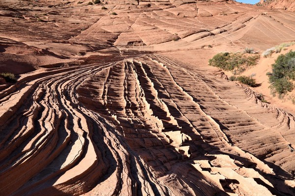 Dentelles de roche à Edmaier's Secret Arizona