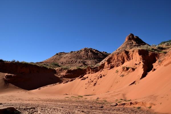Banc de sable vers Edmaier's Secret Arizona