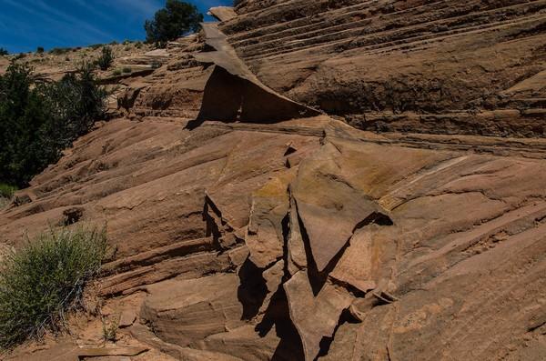 Phénomène de desquamation Edmaier's Secret Arizona