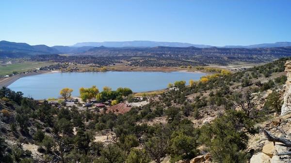 Wide Hollow Reservoir Utah