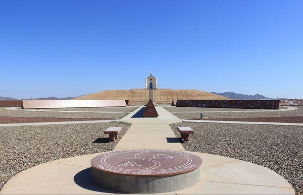 Museum of History in Granite Felicity Californie