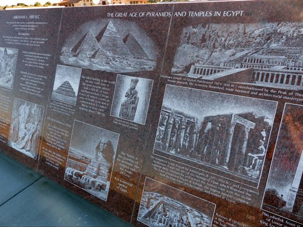 The Great Ages of Pyramids and Temples in Egypt Felicity Californie
