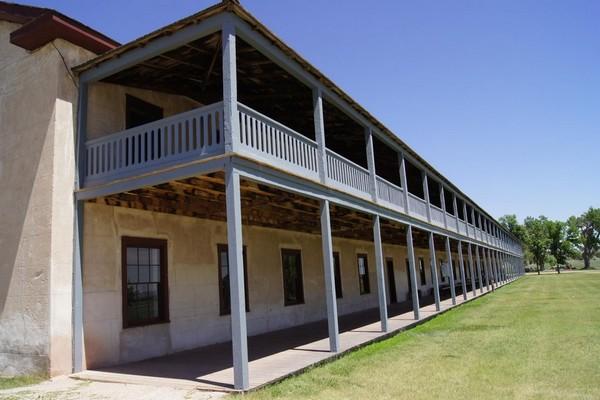Cavalry Barracks Fort Laramie