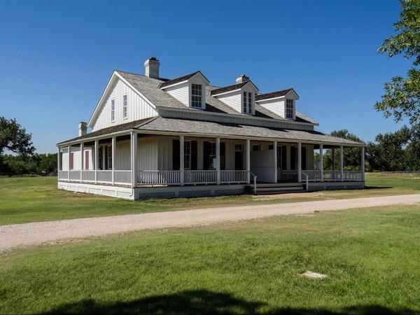 Quartiers du Capitaine Fort Laramie