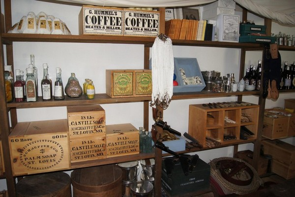 Post Trader's Post Fort Laramie