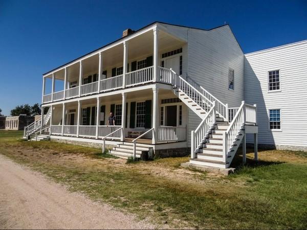 Old Bedlam Fort Laramie