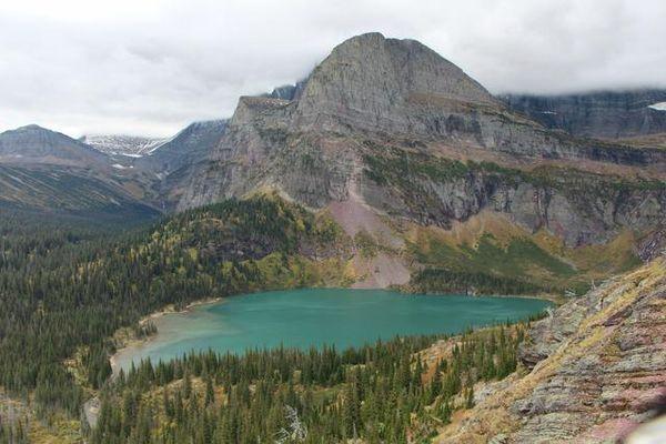 Grinnell Glacier