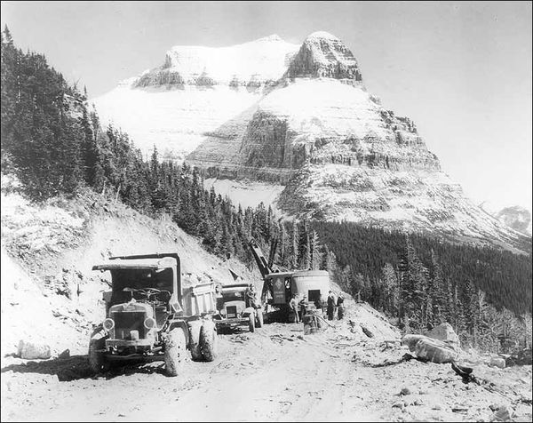 Going-To-The-Sun Road (1932)