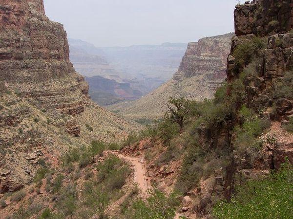 Bright Angel Trail Grand Canyon Arizona