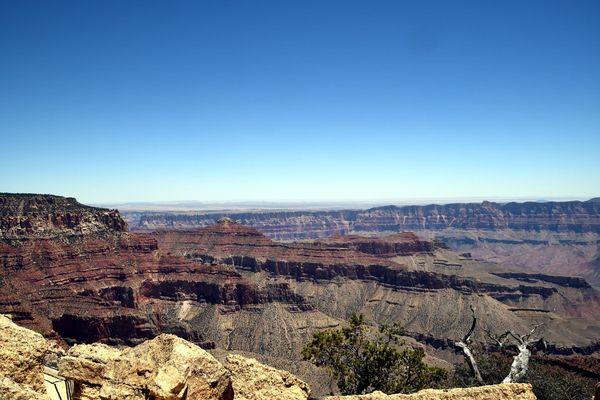 Après Angel Window rive Nord Grand Canyon Arizona