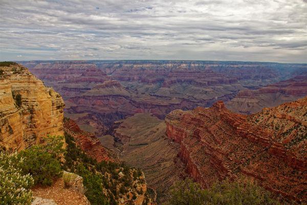 Pipe Creek Vista Grand Canyon rive sud Arizona