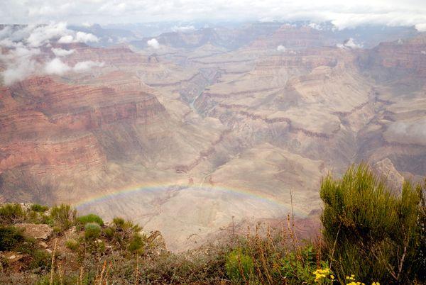 Pima Point Grand Canyon Arizona