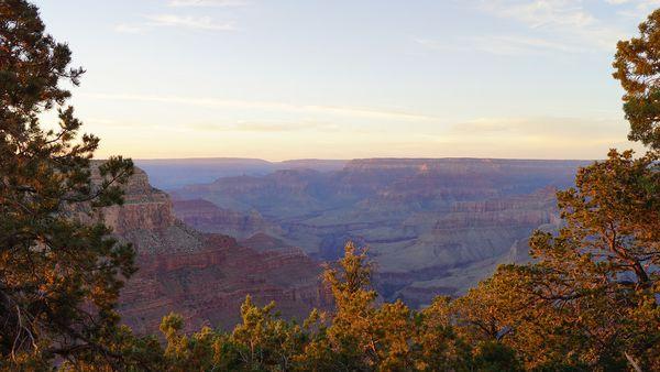 Hermits Rest Grand Canyon Arizona