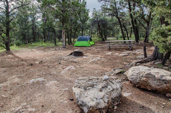 Mather Campground Grand Canyon Arizona