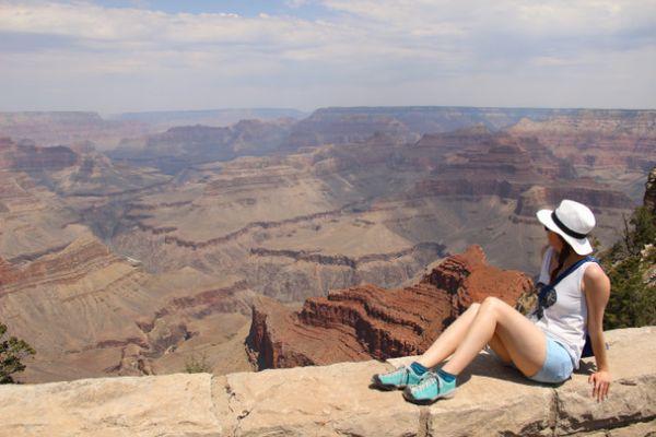 The Abyss Grand Canyon Arizona
