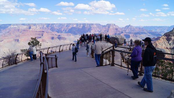 Yavapai Point Grand Canyon Arizona