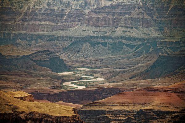 GrandView Point Colorado Grand Canyon Arizona