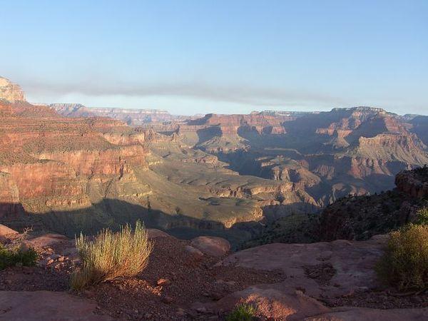 Cedar Ridge South Kaibab Trail Grand Canyon Arizona