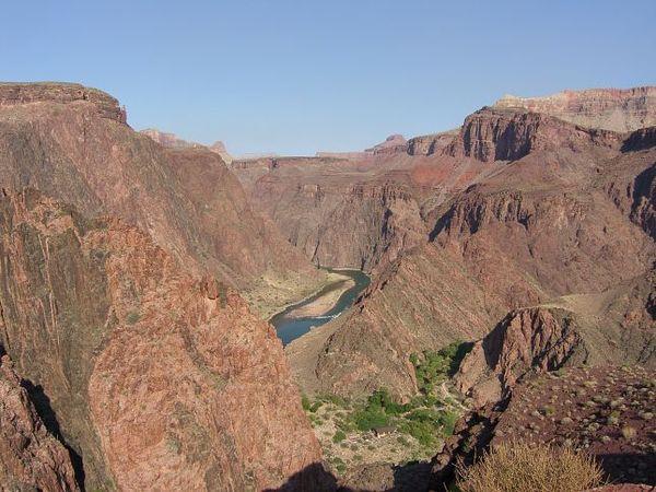 Après Skeleton Point Grand Canyon Arizona