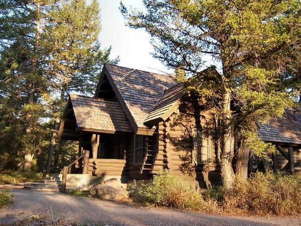 Chapel of the Sacred Heart Grand Teton Wyoming